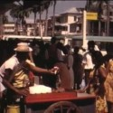 Paramaribo in 1972